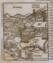 Salomos Tempel Jerusalem