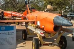 Drohne: Teledyne Rayn 124 Firebee