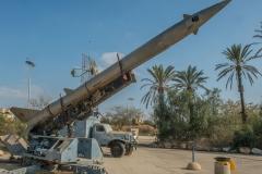 SA-6 Boden Luftrakete