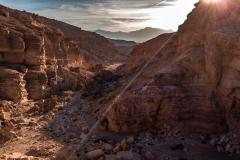 auf dem Israel Trail