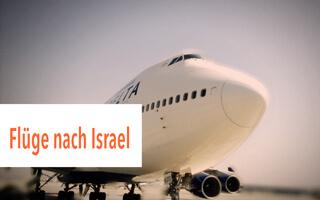Flüge nach Israel
