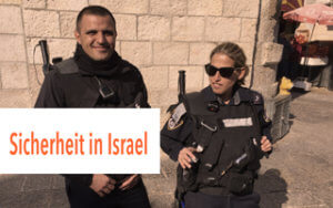 Sicherheit in Israel