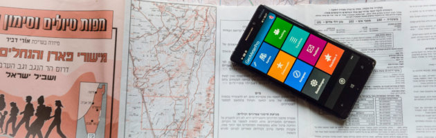 Route: GPS Datei