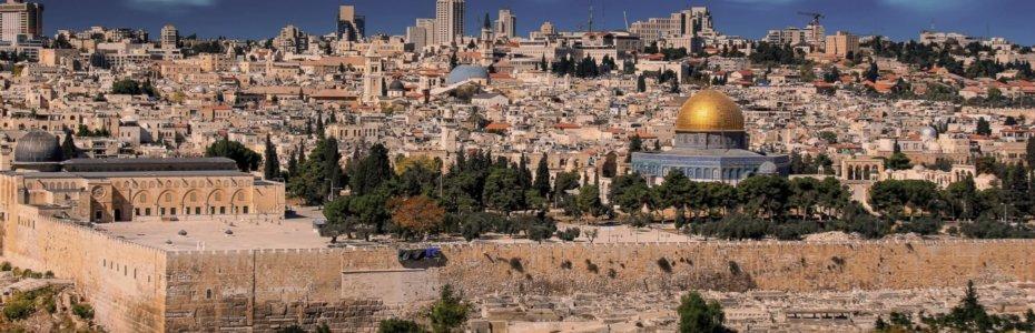 Wetter Jerusalem