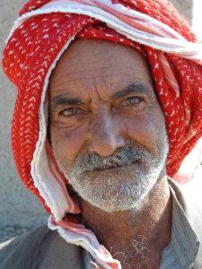 Shemag . Wüstenbekleidung