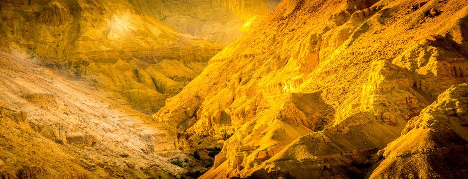 Wüstenwanderung 800 km durch den Negev.