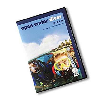 Open Water Diver Ausbildungs DVD