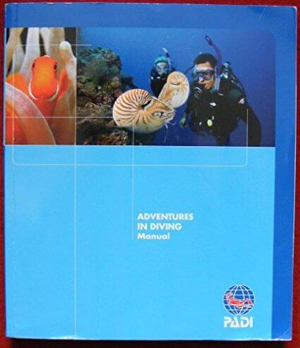 Advanced Open Water Diver Ausbildungsbuch