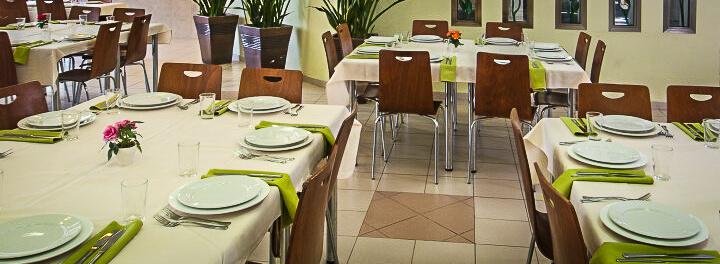 Bnei Dan Hostel: Speisesaal