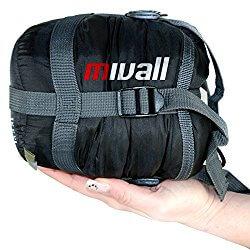 Campingausrüstung Mivall Schlafsack