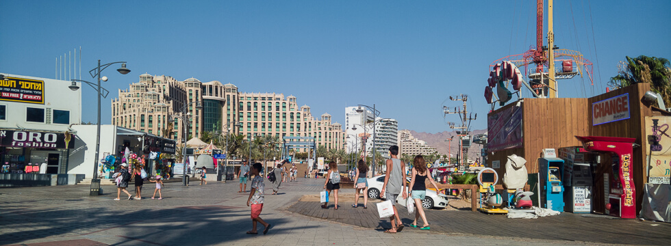 Unterkünfte in Eilat