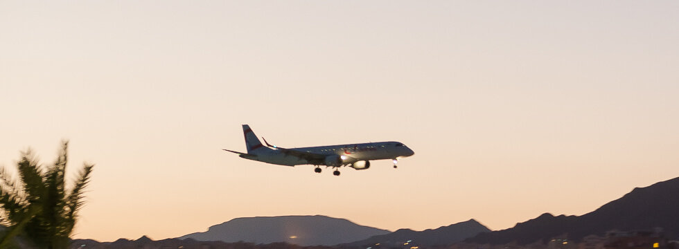 Flug nach Eilat