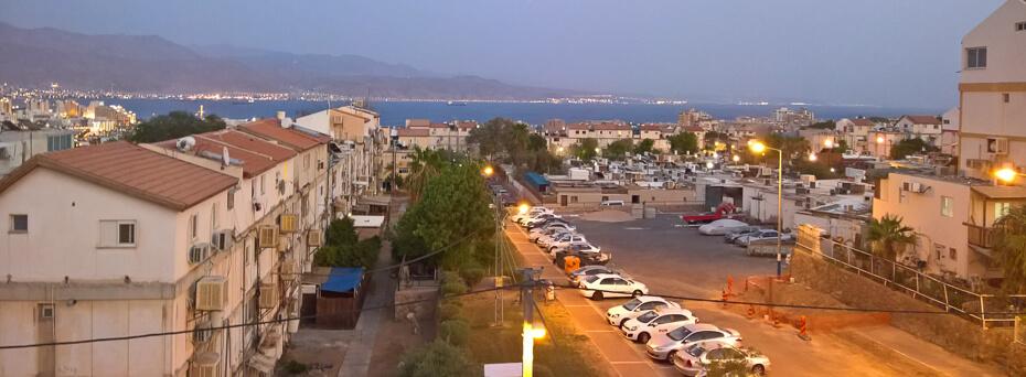 Unterkünfte in Eilat Ferienwohnung