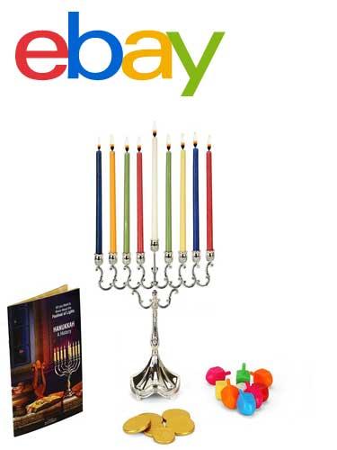Chanukka LKeuchte bei Ebay kaufen