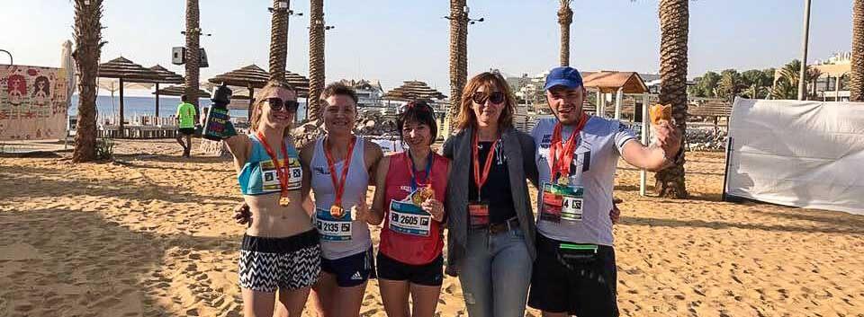 Desert Marathon