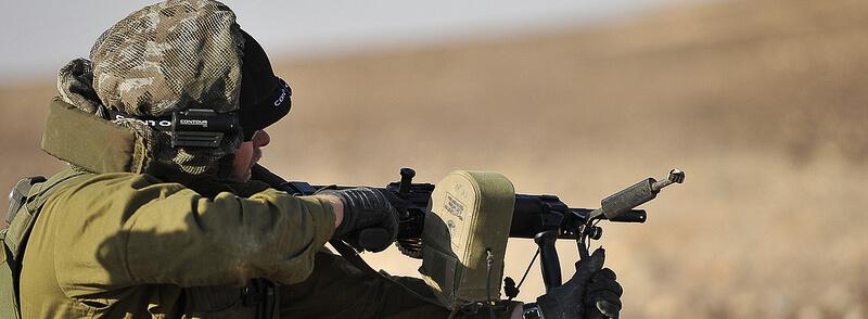 """""""LOTAR Eilat"""" beim Training. Credit: Pressesprecher IDF"""