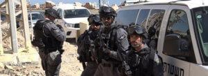 """Polizeiübung in Eilat: Die """"Terroristen"""" konnten eliminiert werden. Credit: israelische Polizei"""