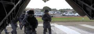 Polizeiübung in Eilat; Einsatzkräfte werden aus Israel zusammengezogen Credit: israelische Polizei