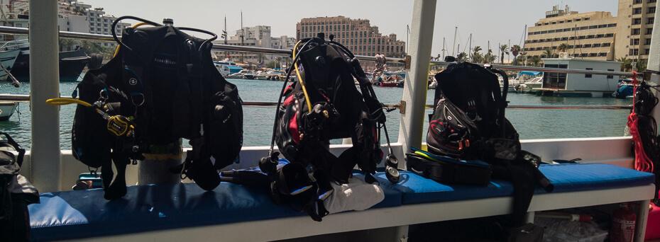 Sehenswürdigkeiten in Eilat: Bootsfahrt in das Korallen Riff