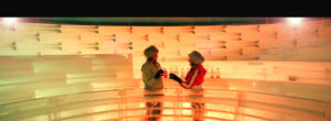 Bar im Eismuseum