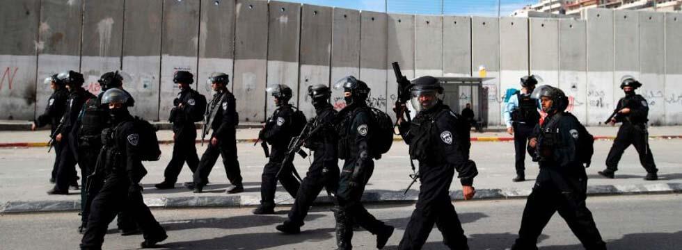 Sicherheitslage in Israel